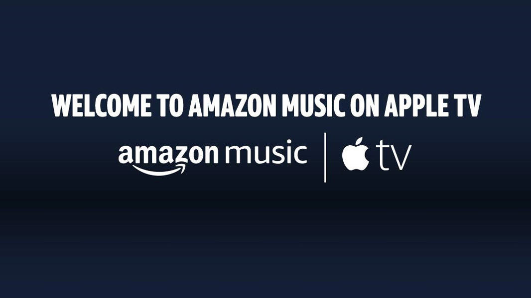 After Spotify, Amazon Music joins other streaming services on Apple TV