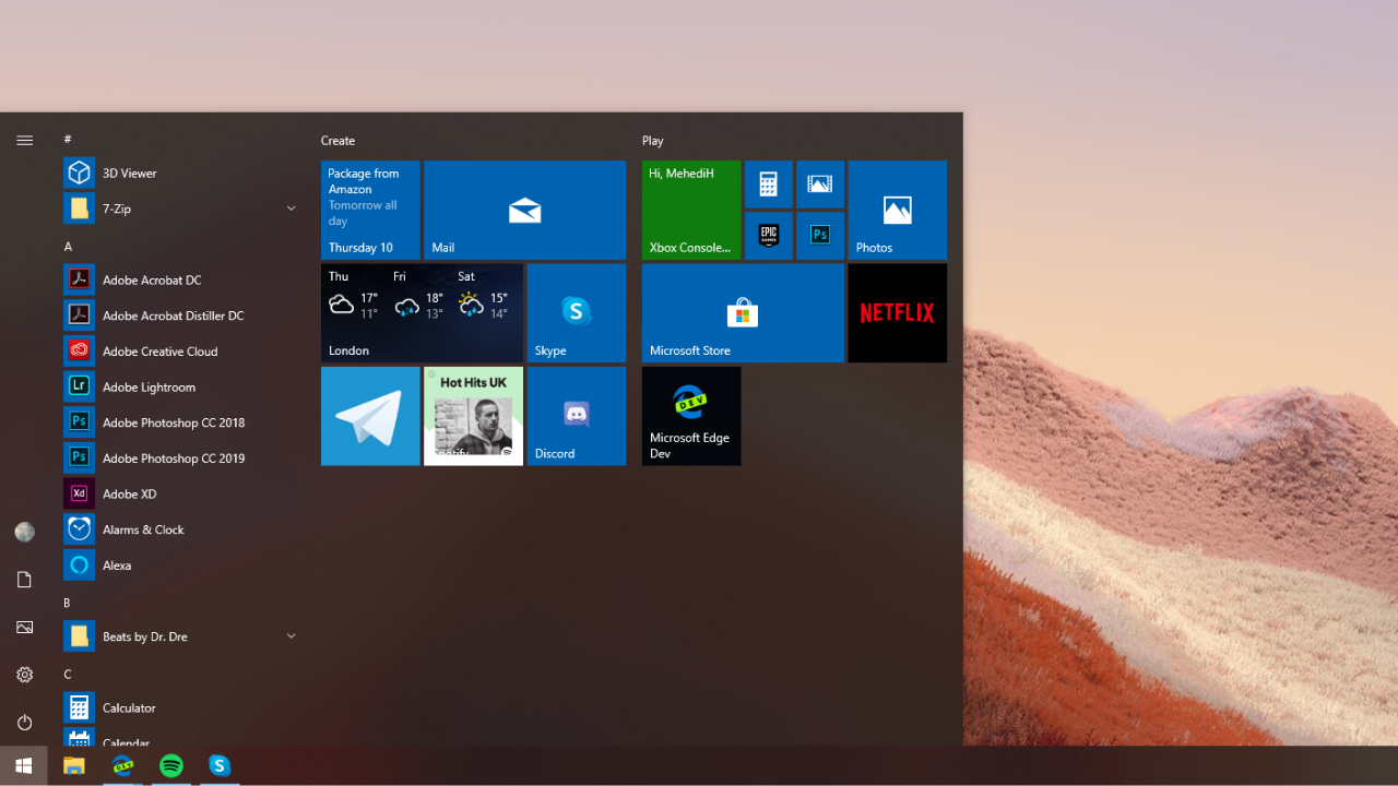 Microsoft's Windows 10 November 2019 Update Is Almost Ready - Thurrott.com