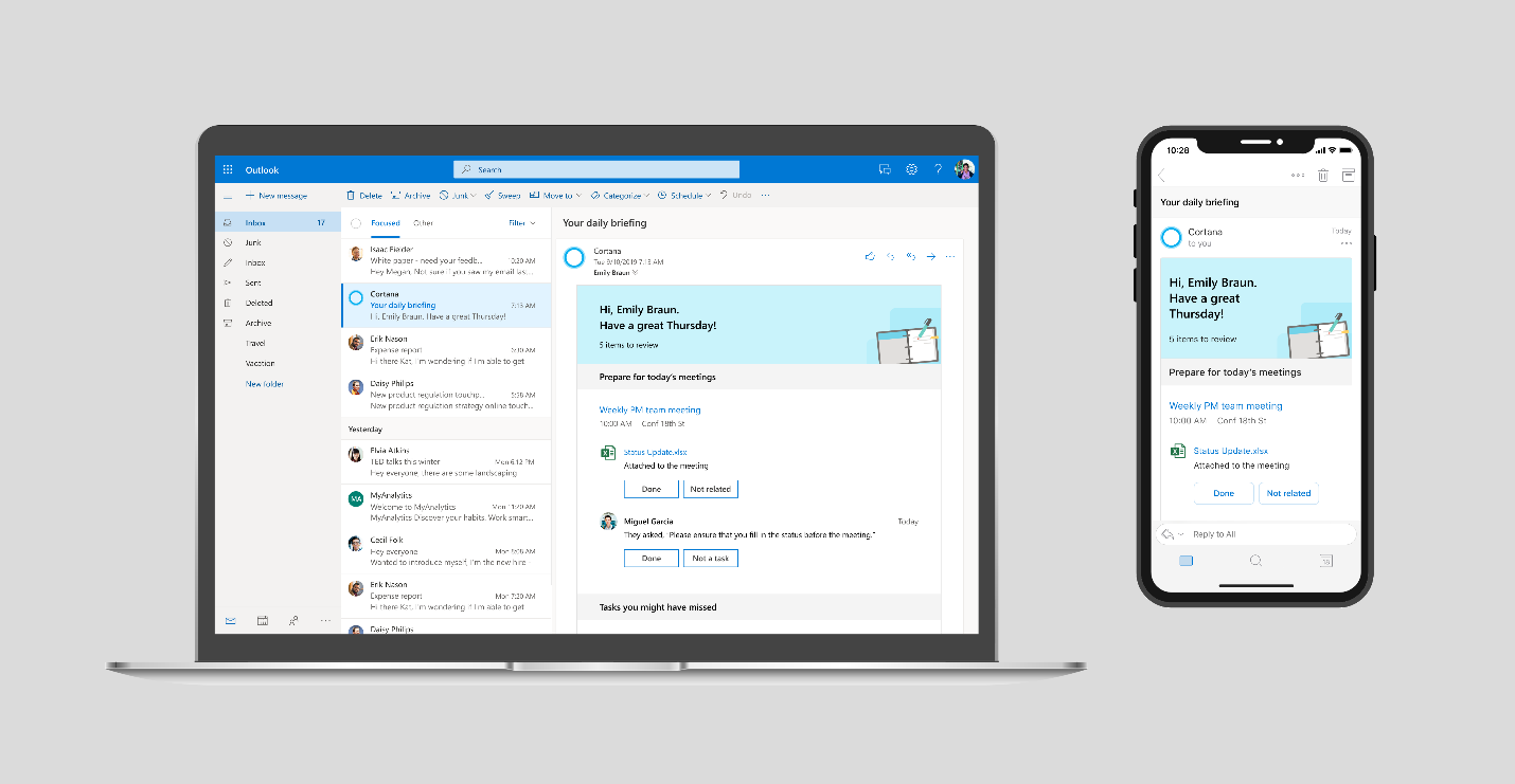 Microsoft Continues to Modernize Outlook Everywhere but on Windows