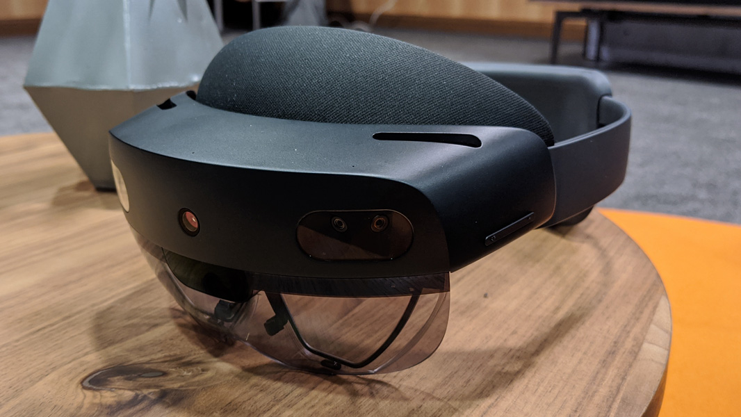 Microsoft HoloLens 2 now available for purchase