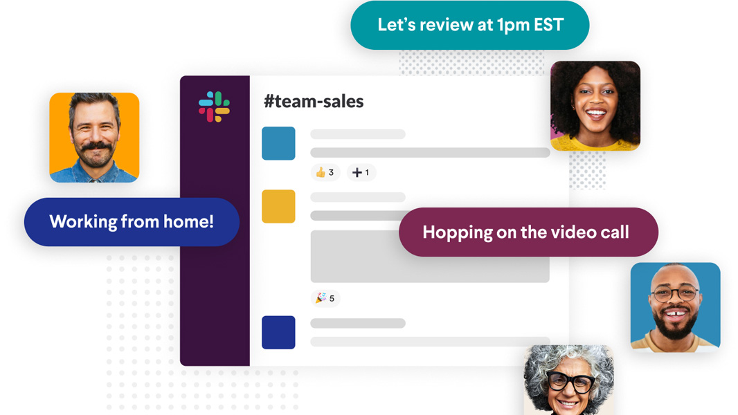 Slack quarterly sales beat expectations as new users grow
