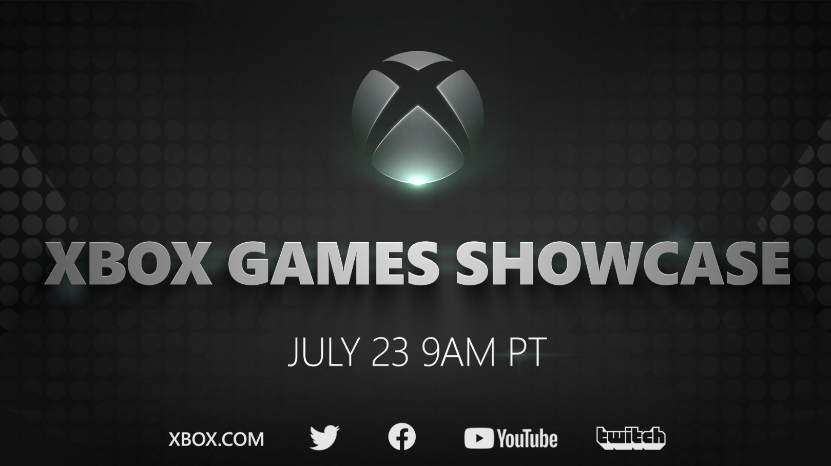 Microsoft's first-party Xbox Games Showcase streams July 23rd