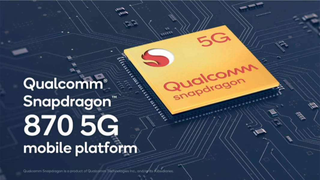 Qualcomm Snapdragon 870 5G for high-end devices now official