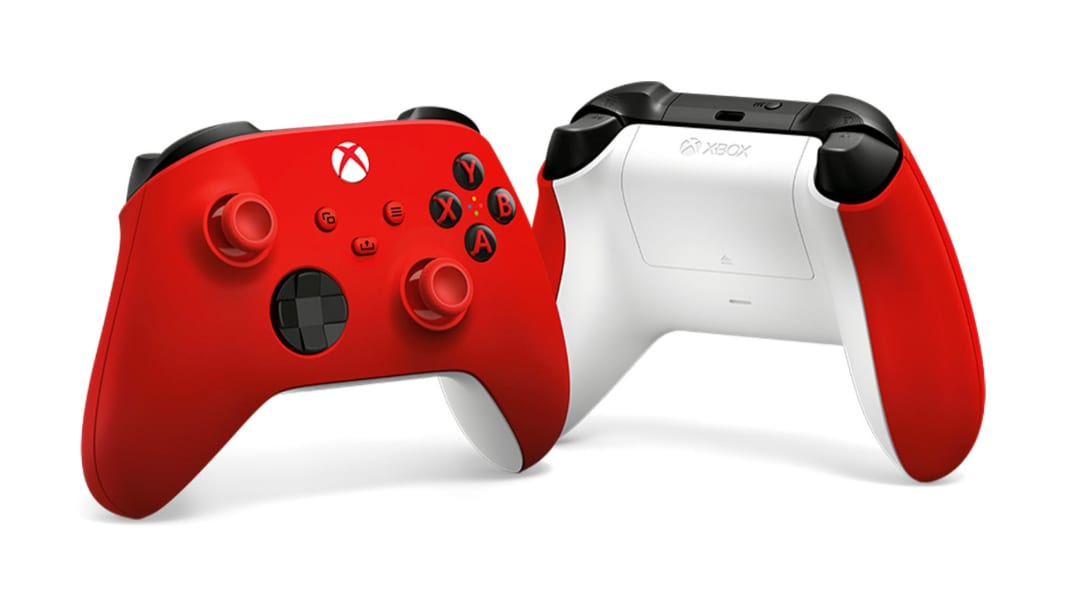 The next Xbox controller is Pulse Red and it's shipping in February class=